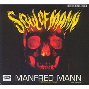 Manfred Mann-Soul of uomo (Vinile) VINILE LP NUOVO