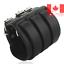 3-Layer-Wide-Belt-Genuine-Leather-Men-Wristband-Black-Bracelet-Unisex-Couple thumbnail 1