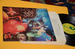 SOFT-MACHINE-LP-SOFTS-1-ST-ORIG-UK-1976-EX-A1-BI-LAMINATED-COVER-TOP-AUDIOFILI