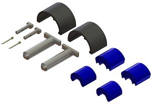 Atro Bracket Pin Kit for Fontaine Top Plate FW99-32LLB 1 KIT-PIN-LLB