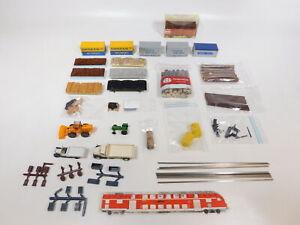 CJ575-1-Maerklin-Heico-Busch-Fleischmann-Roco-etc-H0-Ladegut-Container-etc