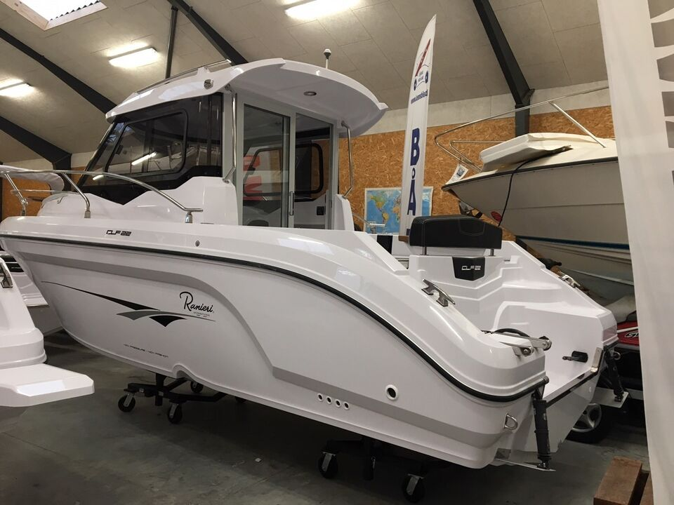 Ranieri CLF 22, Fiskerbåd, årg. 2019