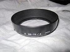 Orig. Clip-on L/Campana Para Minolta AF 35-70 F4 un