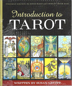 INTRODUCTION-TO-TAROT-by-SUSAN-LEVITT-GUIDE-TO-RIDER-WAITE-amp-CROWLEY-DECKS-NEW