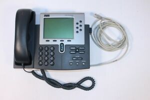 Cisco-IP-Phone-7960-Business-Office-VoIP-Speaker-Phone