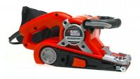 Black And Decker Dragster 7 Amp 3-inch By 21-inch Belt Sander With Bag, Ds321 on sale