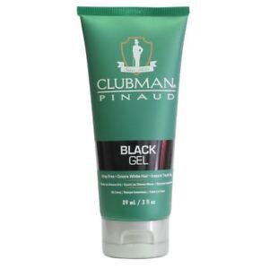 Clubman-Pinaud-Gel-per-capelli-nero-89ml-per-capelli-grigi