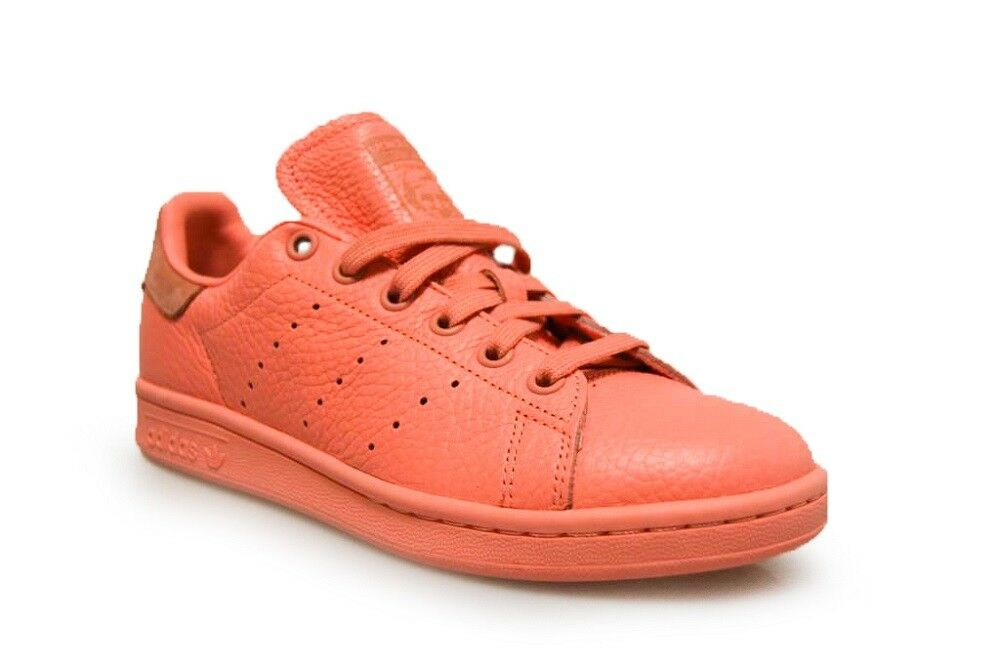 Pour Femme Adidas Stan Smith - Bz0469 - - - Tactilepink Brut Pink Trainers 9370b3