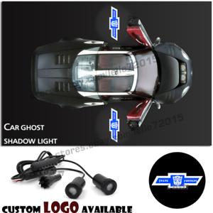 Transformers Autobot Car Door Projector Welcome Ghost Shadow Light
