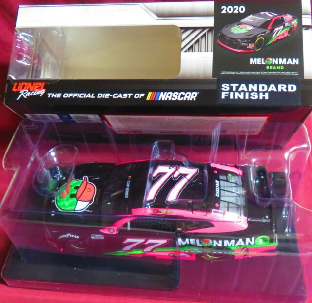 ROSS CHASTAIN,  BRAND NEW, 1/24 2020 CAMARO ZL1, MELLON MAN BRAND, #77, IN HAND