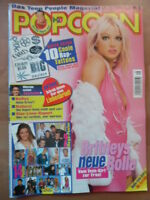 POPCORN 5 -  2002 Britney Spears Bro ' Sis Kelly Family Jessica Alba S Club 7