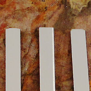 """5 1//4/"""" Aluminum Flat RING Rectangle Stamping Blank 18G 14G Wrap Spiral Jewelry"""
