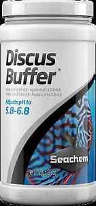 SEACHEM-DISCUS-BUFFER-250g-LOWER-pH-FRESH-WATER-CONDITIONER