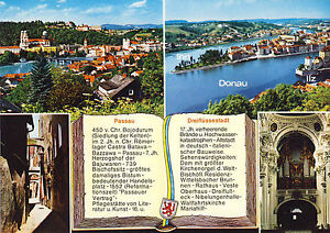 AK-Passau-Dreifluessestadt-Chronik