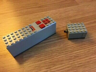 1 light gray Pullback Motor Lego 1 moteur friction gris clair 4299 8350 4586