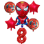 Spiderman-Balloon-Kit-Spider-man-30-039-039-Age-Number-Happy-Birthday-6-Party-Balloons thumbnail 11
