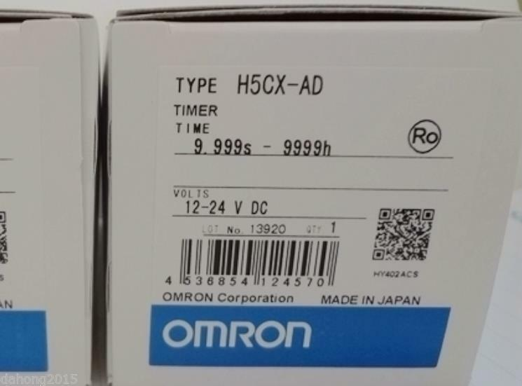 New IN BOX Omron PLC H5CX-AD FreeShipping
