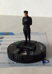 HeroClix World's Finest #031  APPRENTICE  DC
