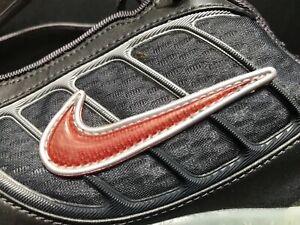 Vtg-NIKE-AIR-MAX-2004-Trainers-Running-Sneakers-Sz-10-5-Mens-METALLIC-SILVER