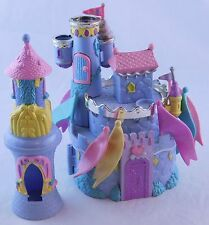 Trendmasters Starcastle Beauty Cosmetic Blue Glitter Castle Playset Polly Pocket