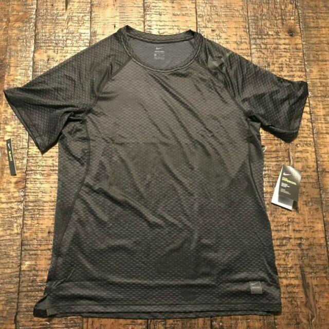 Nike Legend Poly Dri-Fit Men/'s Running Training Grey Heather T-Shirt Size M
