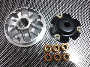 SCOOTER 125CC 150CC GY6 HIGH PERFORMANCE RACING 115MM VARIATOR WITH ROLLERS