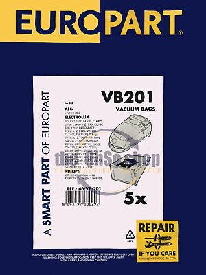 Per adattare ELECTROLUX EXCELLIO Z5000 a z5695 Z5900 a z5995 Sacchetti Per Aspirapolvere X5