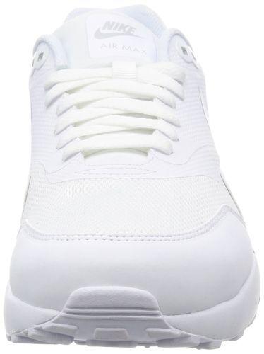 Nike air max 1 ultra ultra ultra 2.0 wesentlichen weißen / aus platin für männer (875679 100) der sz. 204540