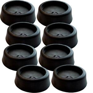 Gummi-Schwingungsdaempfer-Vibrationsdaempfer-fuer-Waschmaschinen-amp-Trockner-8er-Set