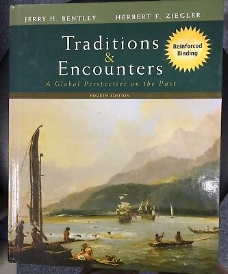 TRADITIONS AND ENCOUNTERS 4TH FOURTH EDITION BENTLEY book AP