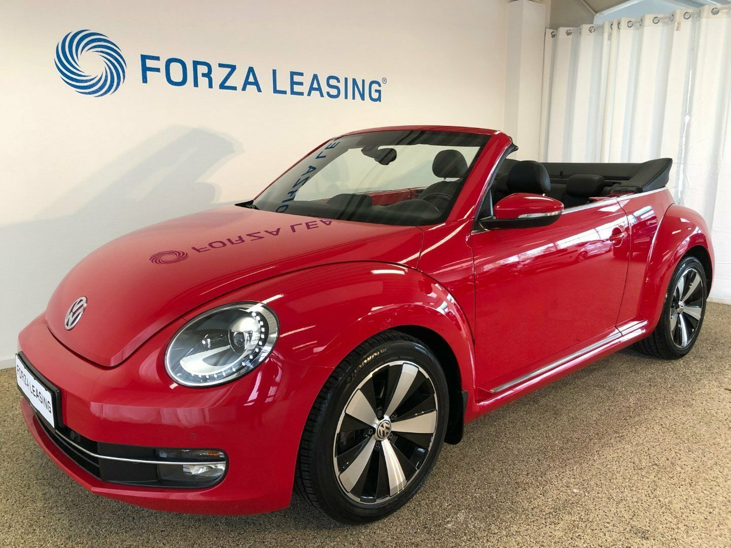VW The Beetle 1,4 TSi 160 Sport Cabriolet DSG 2d