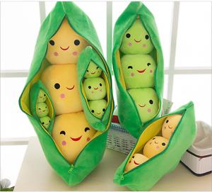 SNSD GIRLS' GENERATION favorite toy 3 Peas in a Pod plush Pillow Large