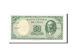 Billets-Chili-5-Centesimos-de-Escudo-50-Pesos-type-Pinto-155470