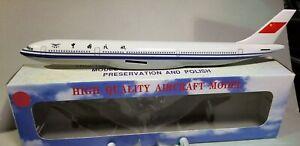 FLIGHT-MINATURE-MODELS-AIR-CHINA-A340-300-1-200-SCALE-PLASTIC-SNAPFIT-MODEL