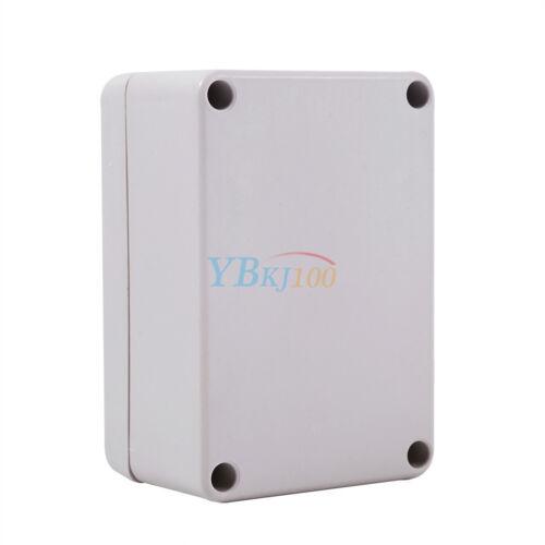 IP65//66 Waterproof Weatherproof Junction Box Plastic Electric Enclosure Case NEW
