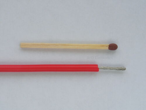 Test Lead  WP-0702 2m 149//0.08mm  6A Silicone Rubber Flexible  Wire 0.75mm²