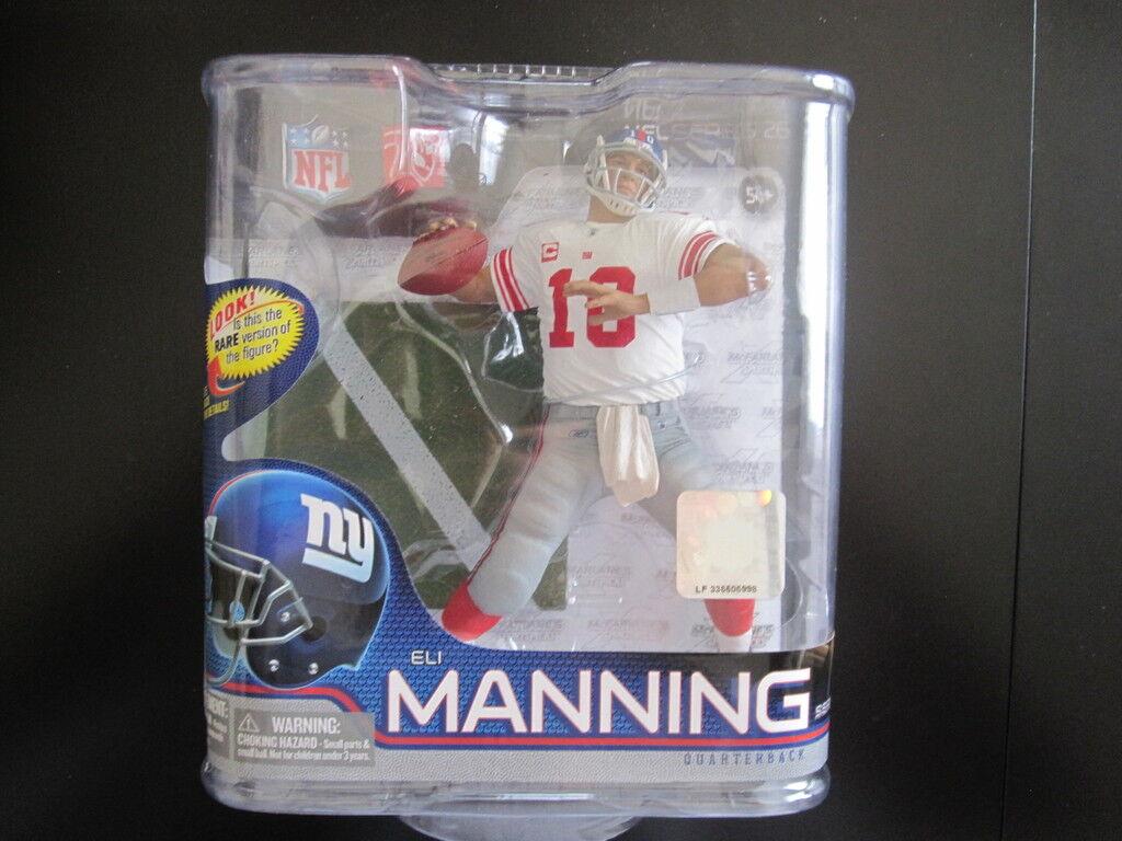 ELI MANNING McFarlane NFL chase VARIANT new IN HAND