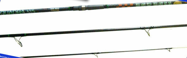 Canna da Surf Casting Bad Bass Trio Quadra 425 oz.5.50