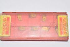 Lot Of 10 New Sandvik N1512 400 30 4u Grade 235 Carbide Inserts