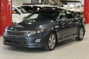 2014 Kia Optima HYBRID EX 4D Sedan at