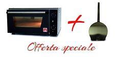 Forno elettrico professionale 1 pizza Effeuno F1 P134H potenza 2,5 kw e Pala F1