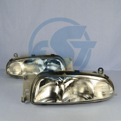 rechts Set bis 12//1999 NEU 2x Scheinwerfer Mazda 121 III 3 links