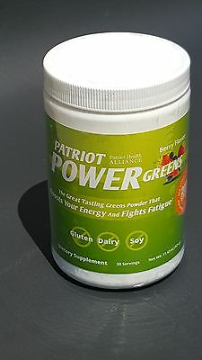 double strength patriot power greens powder supplement boost your energy