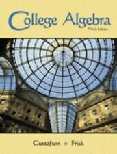 College Algebra: Ninth Editon (with Interactive Video Skillbuilder CD-ROM) (Gust