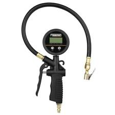 Composite Digital Tire Inflator With Lcd Pressure Gauge
