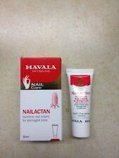 Mavala Nutritive Nail Cream Nailactan for Damaged Nails 0.5 Oz