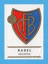 FOOTBALL CLUBS-PANINI 1975-Figurina n.132- BASILEA - SVIZZERA -SCUDETTO-Rec