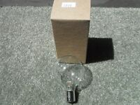 Federal Signal Junior Beacon Ray 12 V Large Light Bulb Replacement 60,000 Lumen