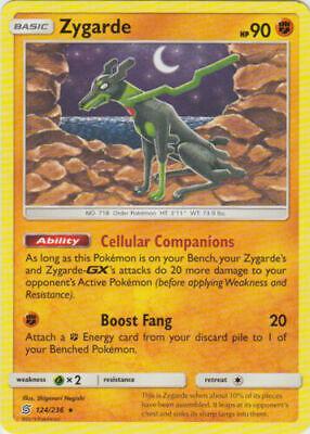 Pokemon TCG Pikachu 56//236 Sun /& Moon Unified Minds NM//M
