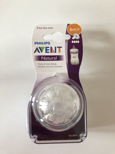Philips Avent Natural Tétines Taille 4 6 M Plus